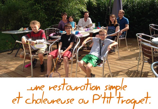 restaurant snack camping pouilly-en-auxois